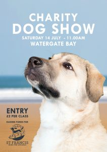 DOG SHOW POSTER 2018 watergate bay 212x300 - DOG SHOW POSTER-2018 watergate bay