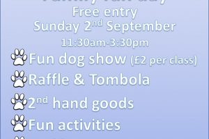 St Francis home for animals Poster This ONE 300x200 - St Francis Family Fun Day - 2nd September