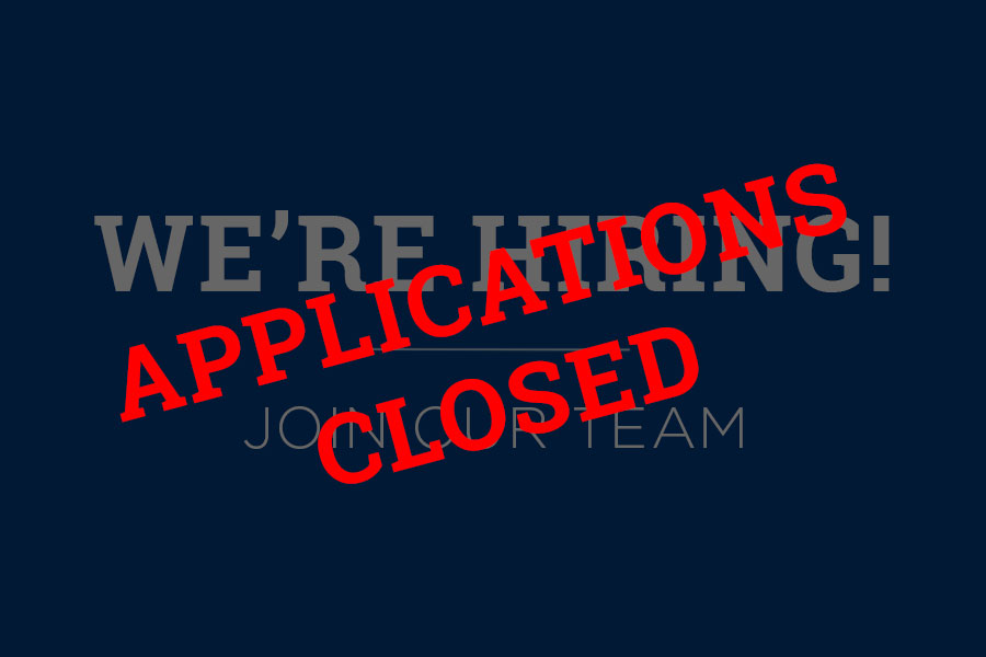 Join Our Team V2 - Applications closed - Head of Fundraising